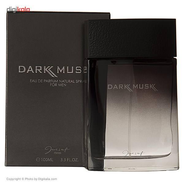 عطر مردانه ژک ساف مدل Dark Musk