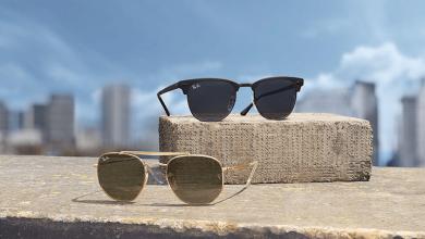 بهترین عینک آفتابی مردانه مارک دار