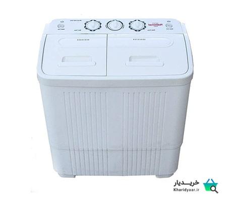 بهترین ماشین لباس شویی دوقولو