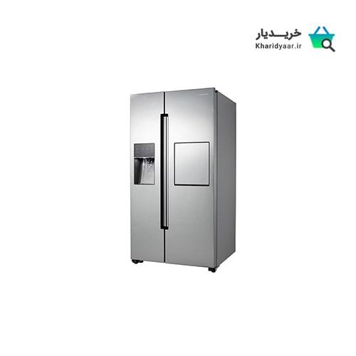 ۱۰ مدل از بهترین یخچال ساید بای ساید ارزان و پرفروش