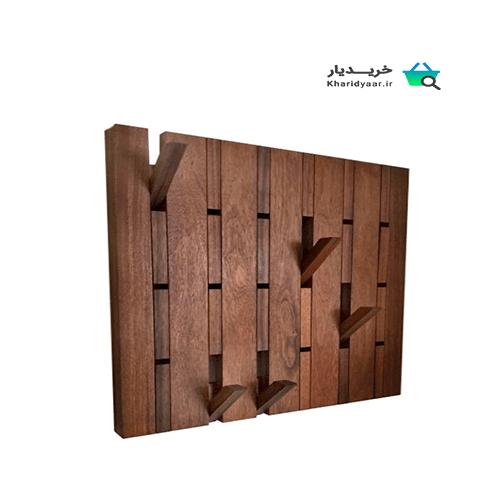 ۴۵ مدل چوب لباسی و رخت آویز ایستاده، دیواری و چوبی + خرید اینترنتی