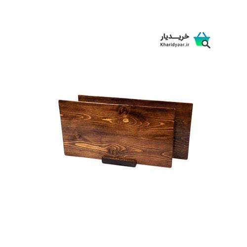 ۴۵ مدل انواع زیر بشقابی شیک و جدید [نمدی، چوبی، حصیری]
