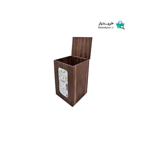 ۲۹ مدل ظرف و سطل برنج چوبی و پلاستیکی [شیک و با کیفیت] + خرید آنلاین