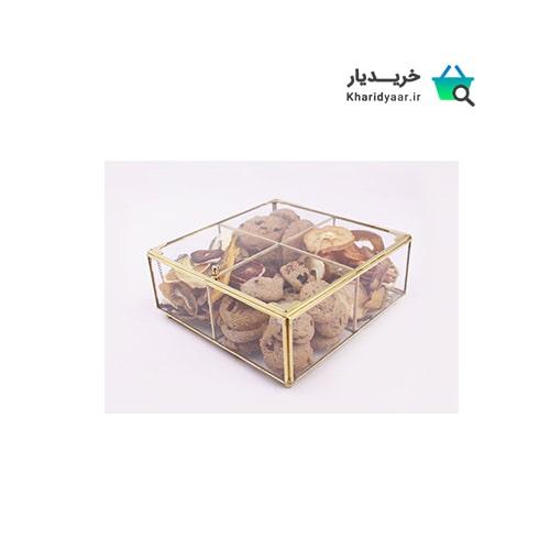 خرید ۴۵ مدل جعبه پذیرایی شیک چوبی و شیشه ای برای دمنوش و چای