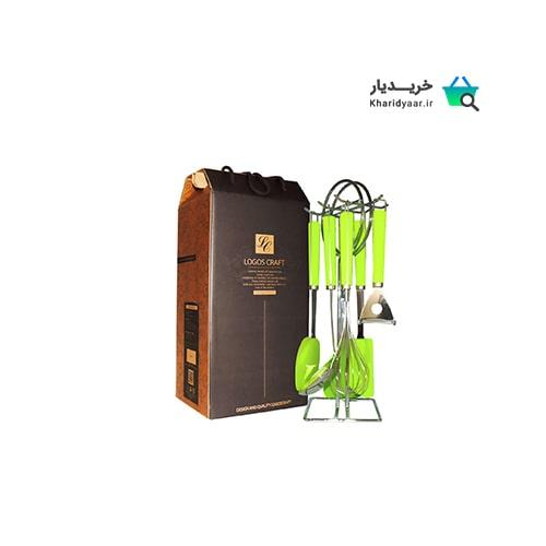 لیست ۴۵ مدل سرویس کفگیر و ملاقه [چوبی و استیل] + معرفی بهترین مارک کفگیر ملاقه